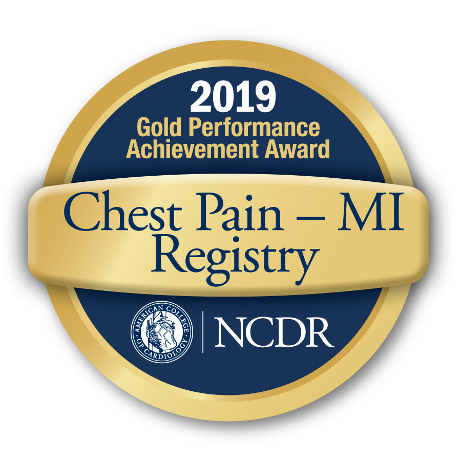 2019 Chest Pain MI Registry